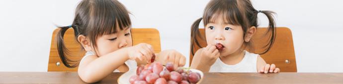 8月 幼児食クラスのご案内