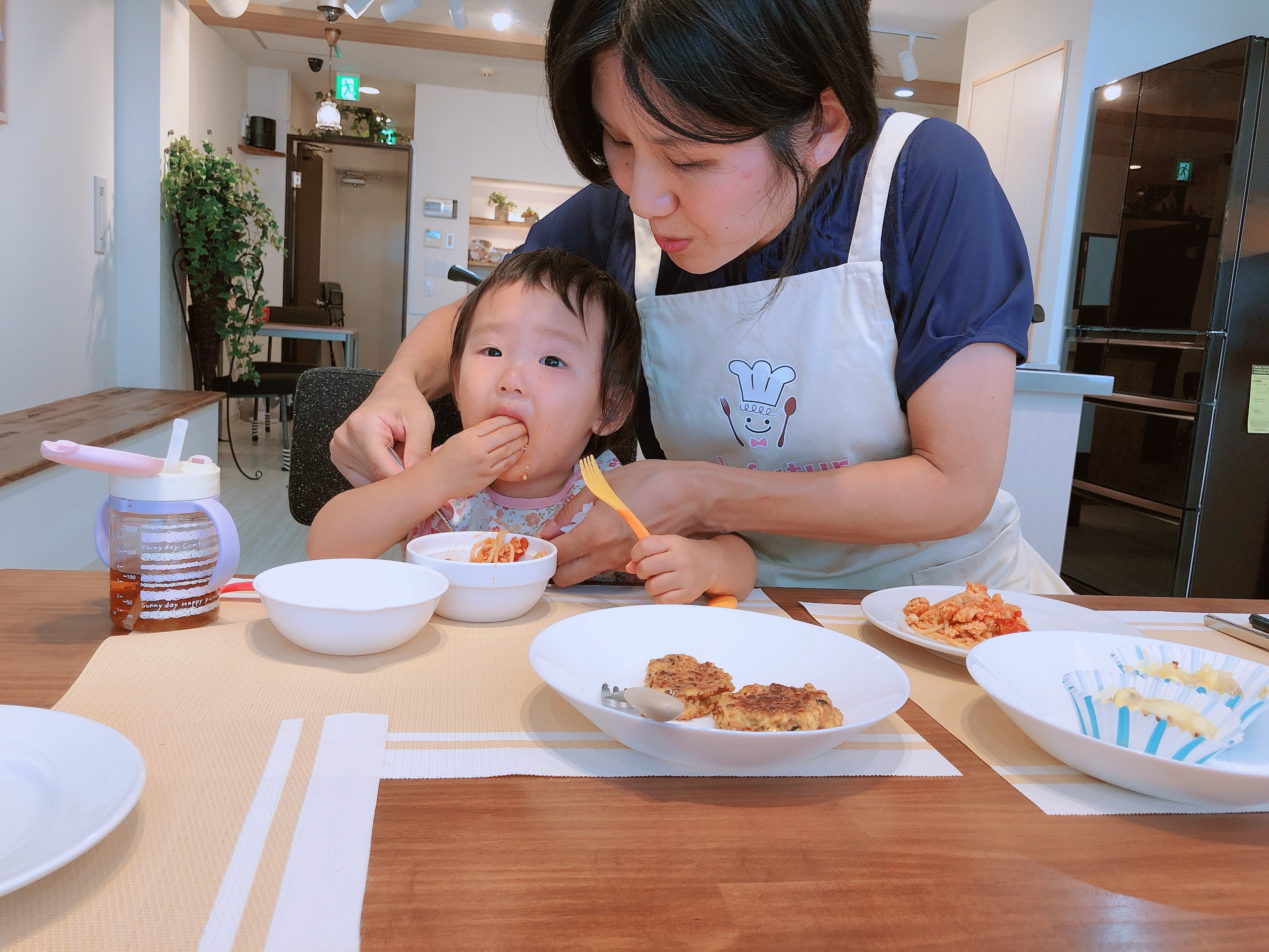 【教室レポ】幼児食クラス 第2回たんぱく質・脂質
