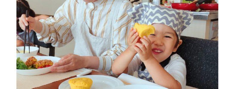 親子料理教室レポ  \ぐりぐら/