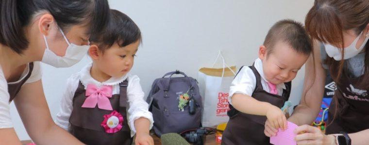 【7/31】親子クッキング ~ちびっこハンバーガー屋さん~